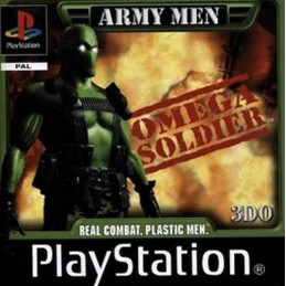 Army Men: Omega Soldier (PS1)