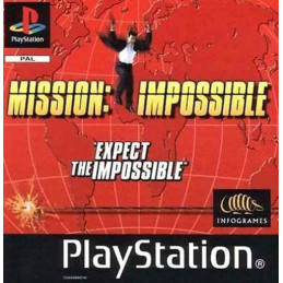 Mission: Impossible (PS1)