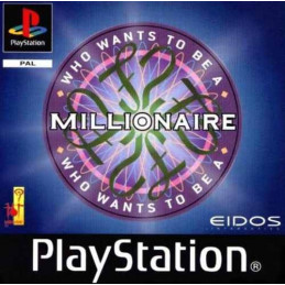 Who Wants To Be A Millionaire (PS1)