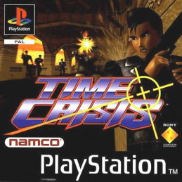 Time Crisis - disk (PS1)