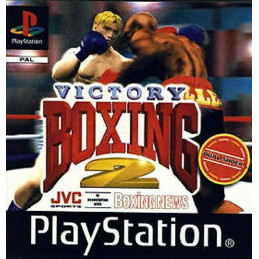 Victory Boxing 2 - disk (PS1)