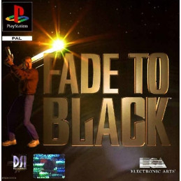 Fade to Black - disk (PS1)