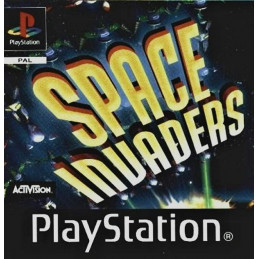 Space invaders - disk (PS1)