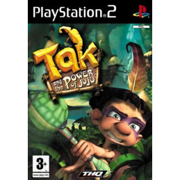 Tak and the Power of Juju...