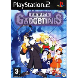 Gadget And The Gadgetinis(PS2)