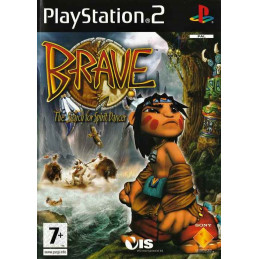 Brave: The Search for Spirit Dance (PS2)