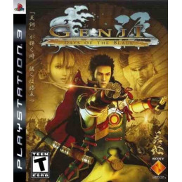 Genji Days Of The Blade (PS3)