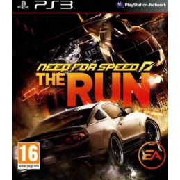 NFS Need For Speed The Run...