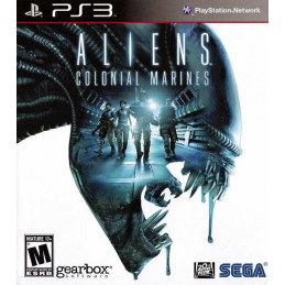 Aliens Colonial Marines - disk (PS3)