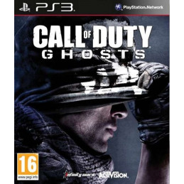 Call of Duty: Ghosts - disk...