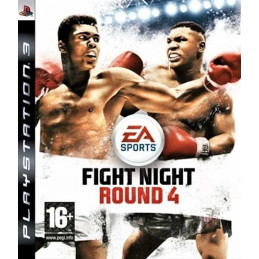 Fight Night Round 4 - disk (PS3)