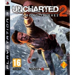Uncharted 2: Among Thieves - Samostatný herní disk (PS3)