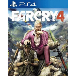 Far Cry 4 - disk (PS4)