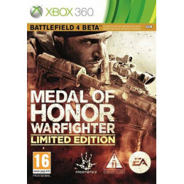 Medal of Honor: Warfighter Limited Edition (X360)