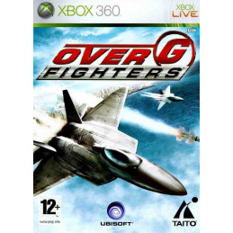 Over G Fighters - disk (X360)