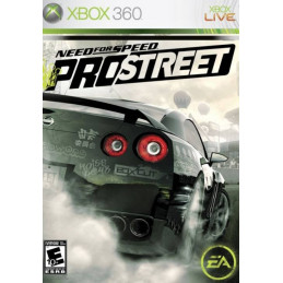 Need for Speed ProStreet...