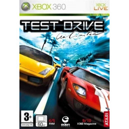Test Drive Unlimited - disk...