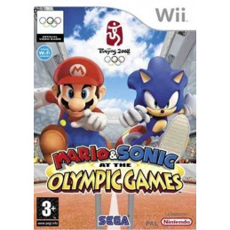 Mario & Sonic At The...