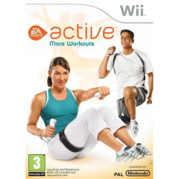 EA Active: More Workouts (Wii)