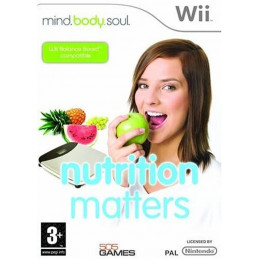 Nutrition Matters (Wii)