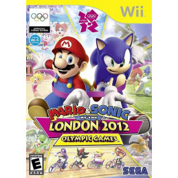 Mario & Sonic at the London...