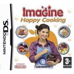 Imagine - Happy Cooking (NDS)