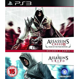 Assassin's Creed 1 & 2  -...