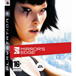 Mirrors Edge - disk (PS3)