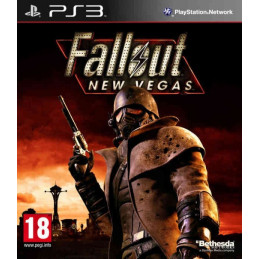 Fallout New Vegas - disk (PS3)