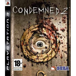 Condemned 2 - disk (PS3)