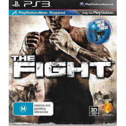 The Fight - disk (PS3)