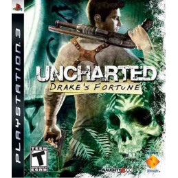 Uncharted Drakes Fortune - disk (PS3)