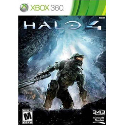 Halo 4 - disk (X360)