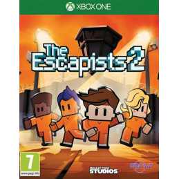 The Escapists 2 - disk (XOne)
