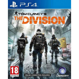Tom Clancy's: The Division - disk (PS4)