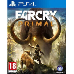 Far Cry Primal - disk (PS4)