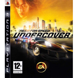 Need for Speed Undercover - disk (PS3)