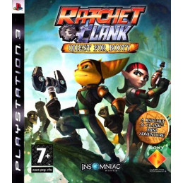 Ratchet & Clank: Quest for...
