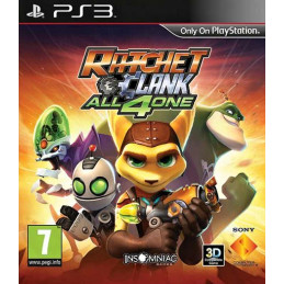 Ratchet & Clank: All 4 One...