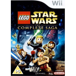 Lego Star Wars The Complete...