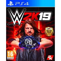 WWE 2K19 - disk (PS4)