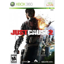 Just Cause 2 - disk (X360)