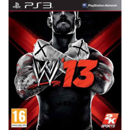 WWE 13 - disk (PS3)