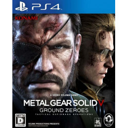 Metal Gear Solid: Ground...