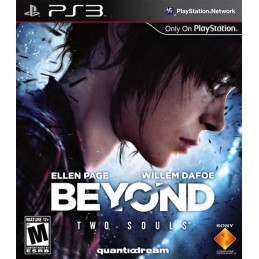 Beyond Two Souls - disk (PS3)